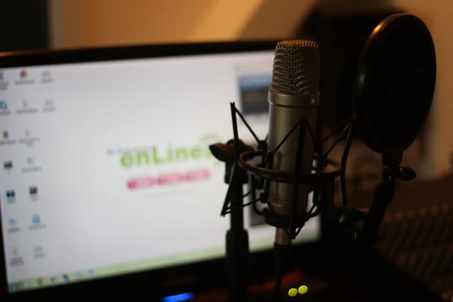 business podcasting