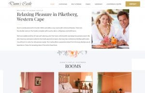 website for guesthouses
