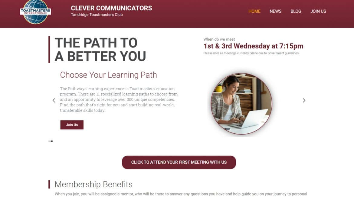 websites for networking