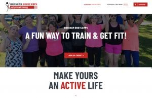 websites for personal trainers
