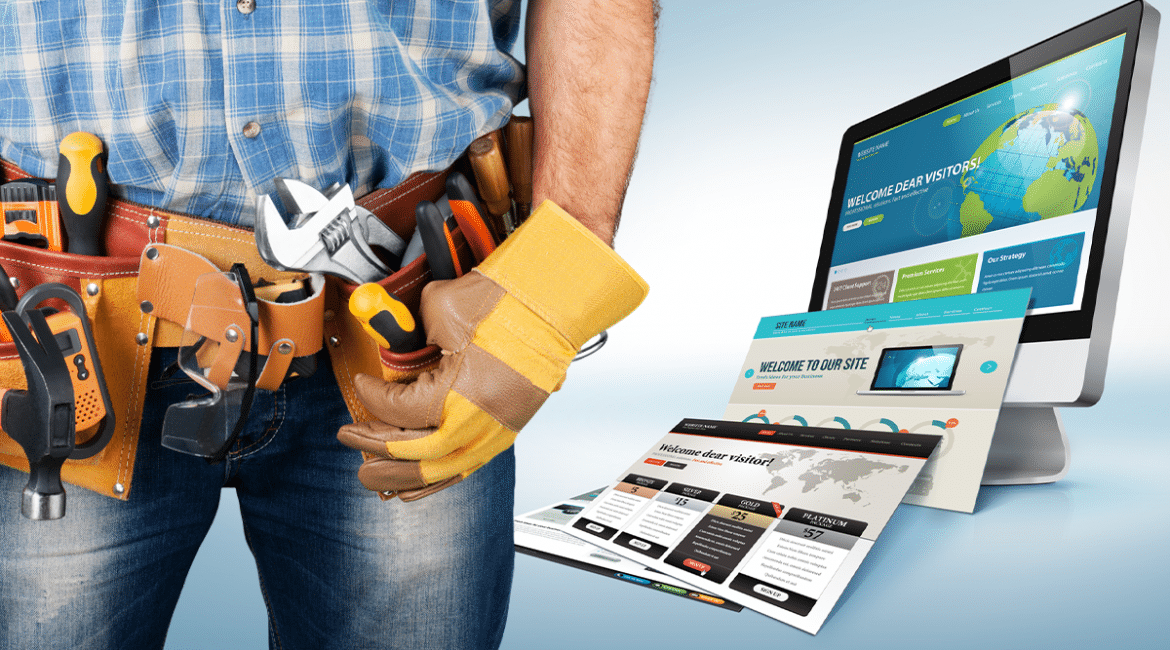 websites for professional trades